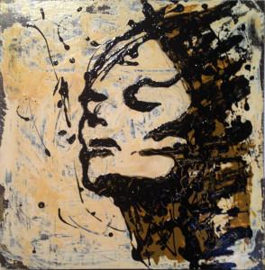 Vitamin D, Drip painting