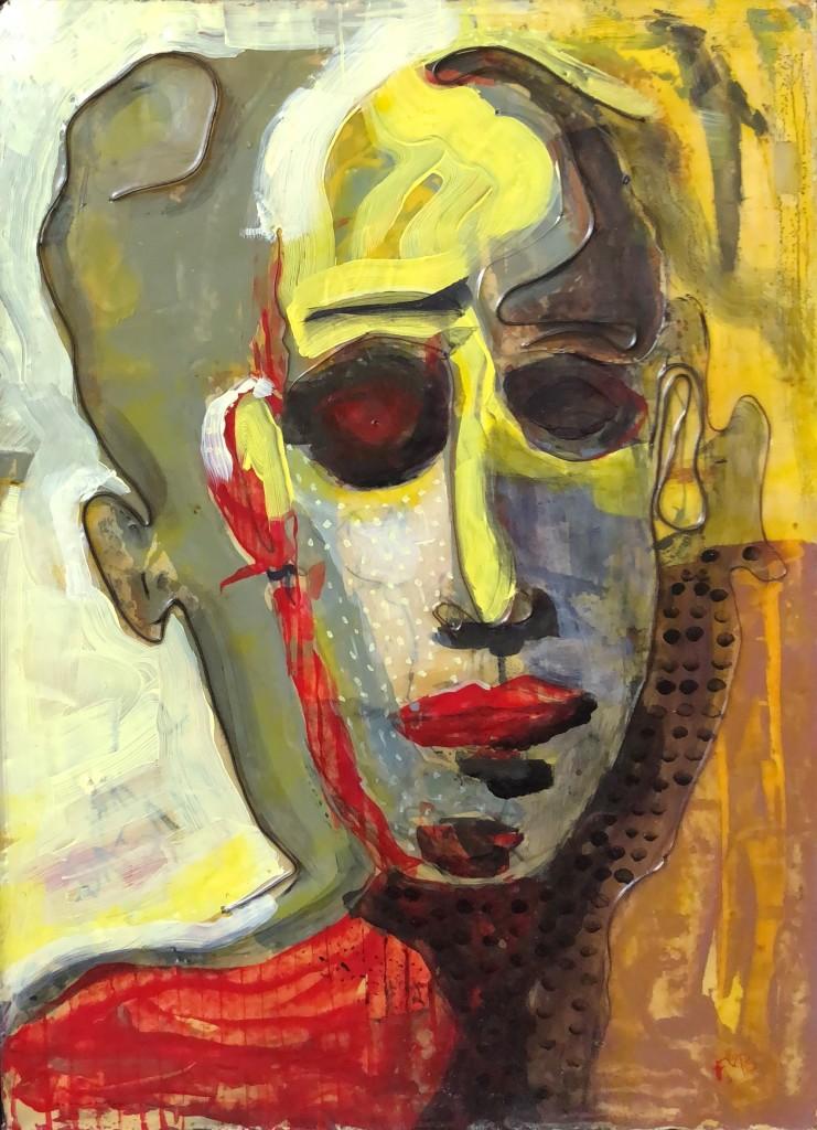 Faces of cancer #4 Frank marino Baker