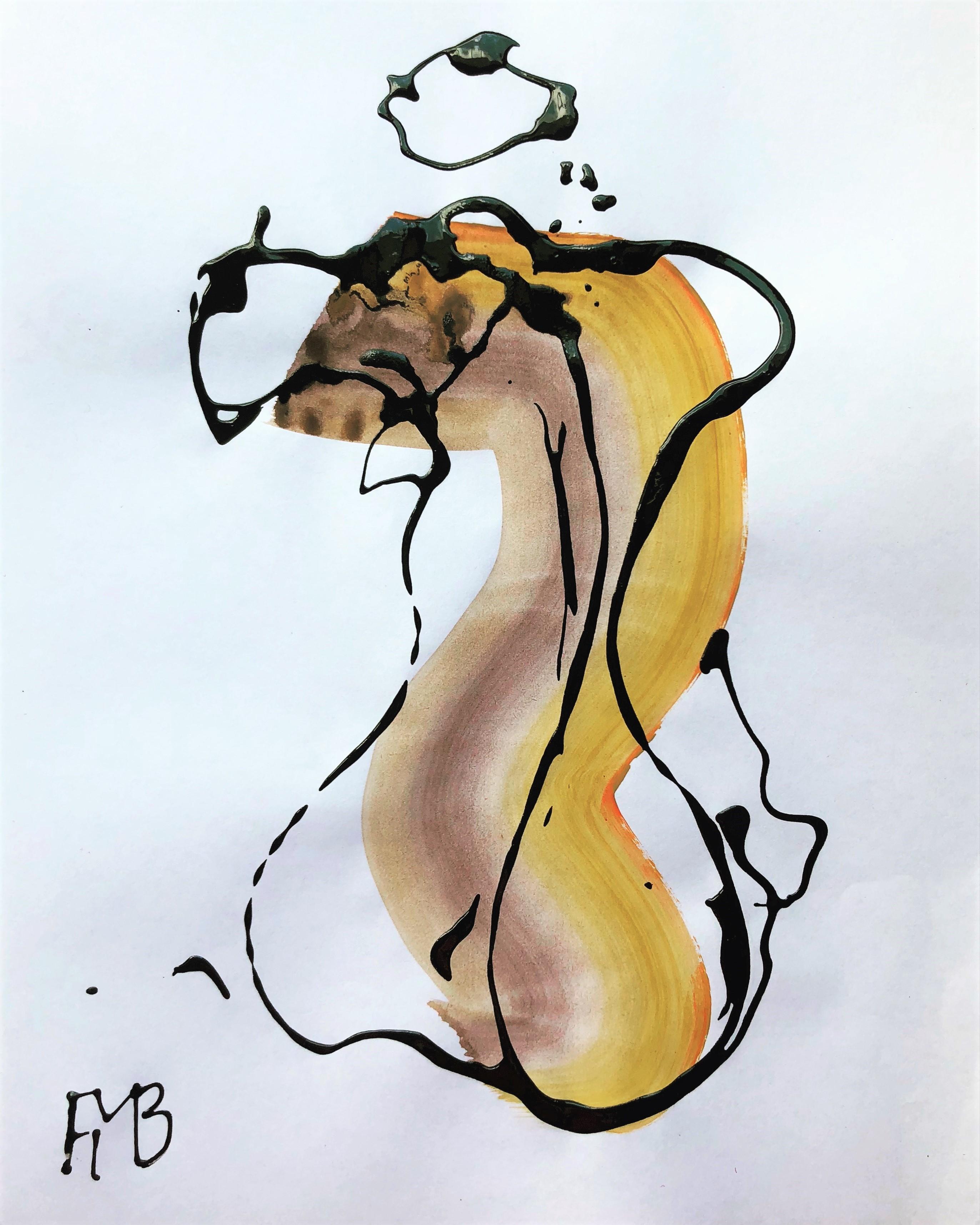 Woman #188 By Frank Marino Baker