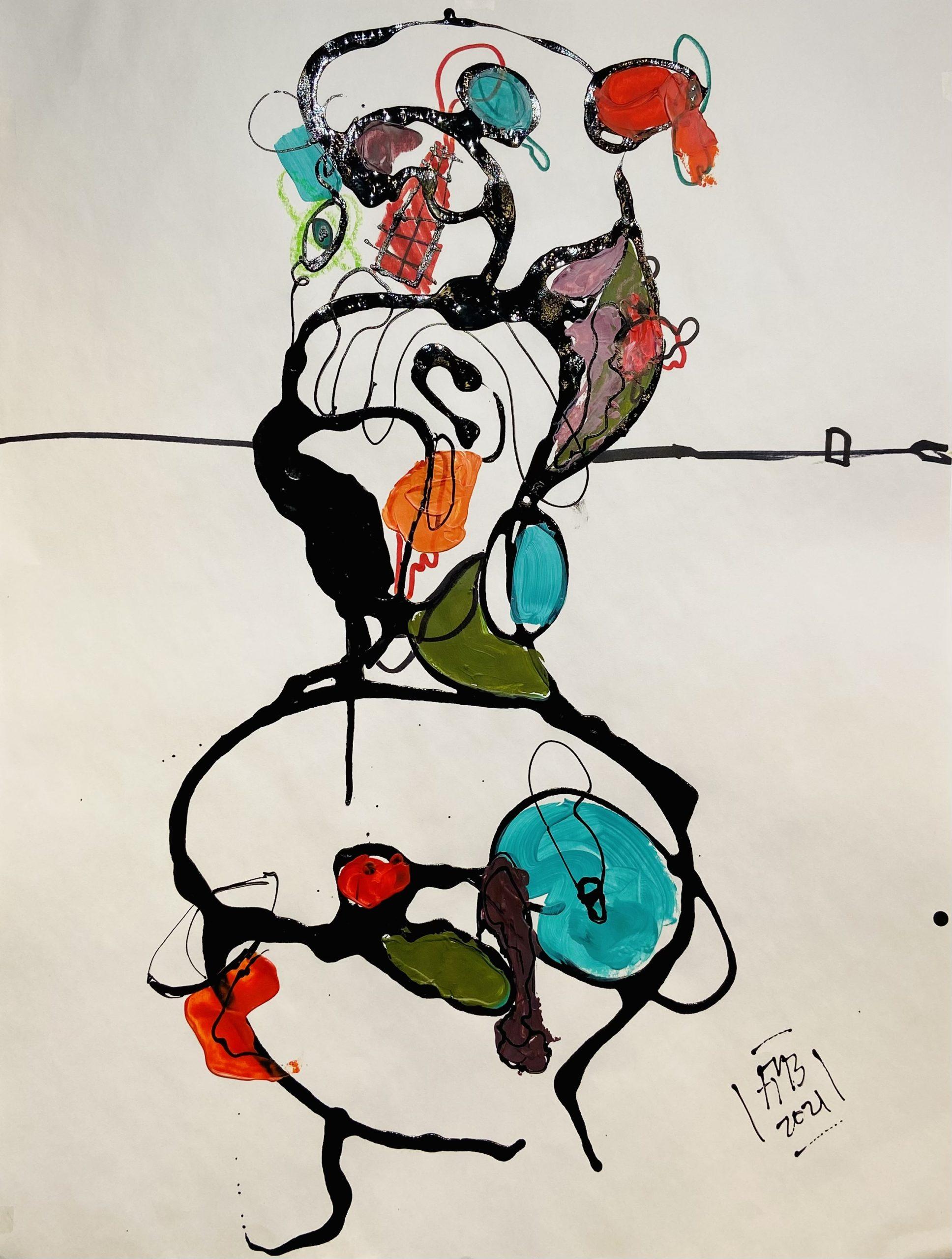 Frank Marino Baker Art